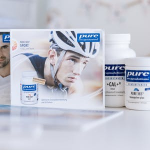 Pure Encapsulations® Etiketten