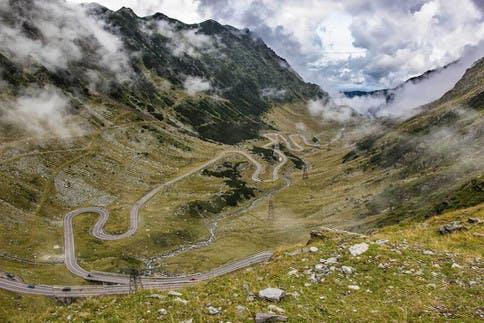 Transsilvanien - mit Motorrad und Gleitschirm