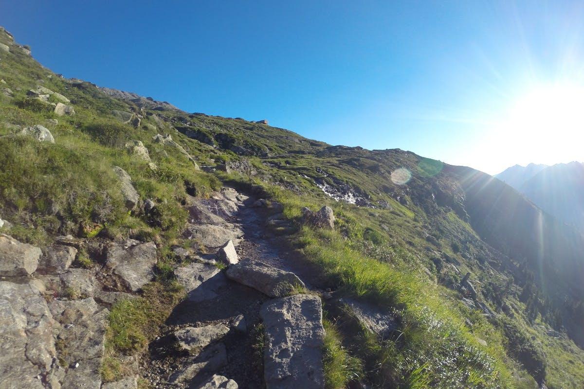 Die Wanderung auf den Olperer ist für Hobby-Wanderer aber auch anspruchsvolle Bergsteiger geeignet