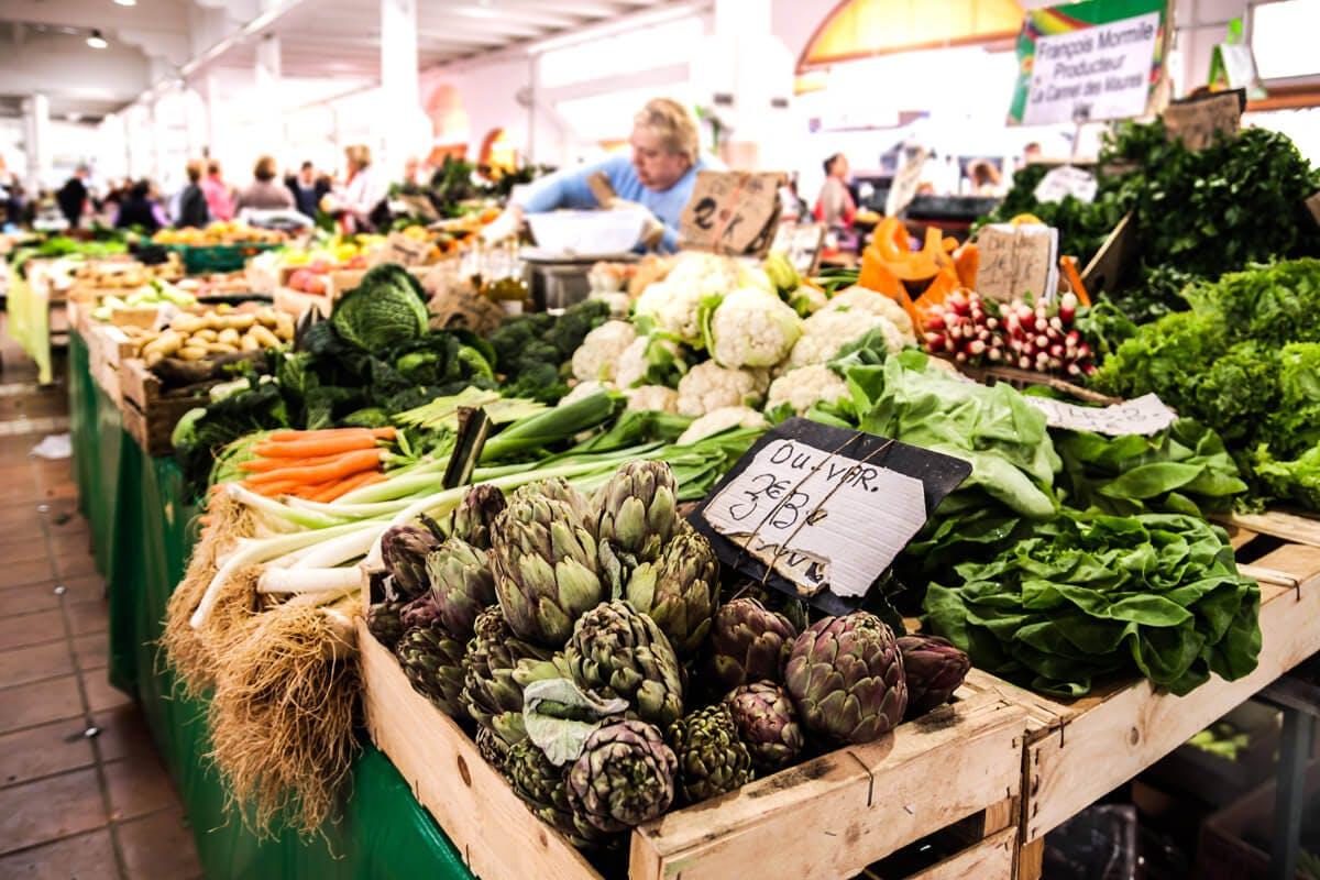 Frische Lebensmittel sind gegenüber Fertiggerichten immer die bessere Wahl