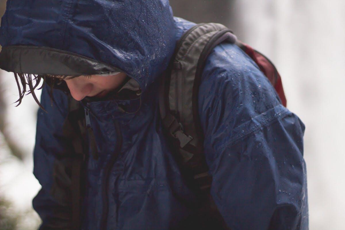 Regen und Kälte müssen kein Hinderniss für Sport sein