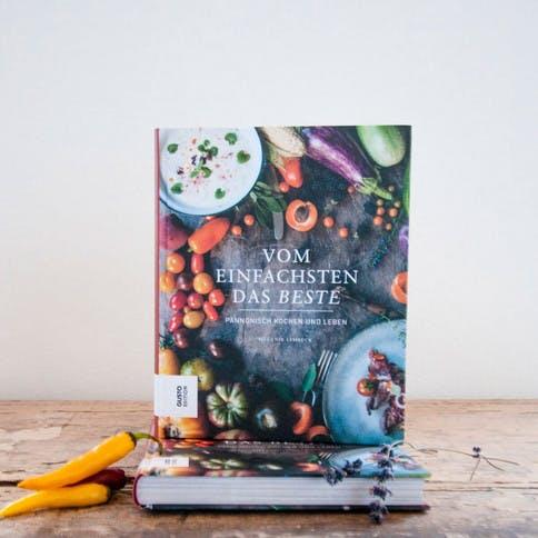 """In """"Vom Einfachsten das Beste"""" findet man simple Rezepte mit regionalen und saisonalen Zutaten."""