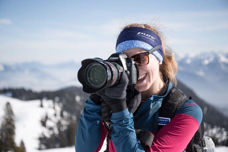 Pure Athletin Anna-Larisssa Redinger berichtet vom Skitouren Camp in Thiersee/Tirol.