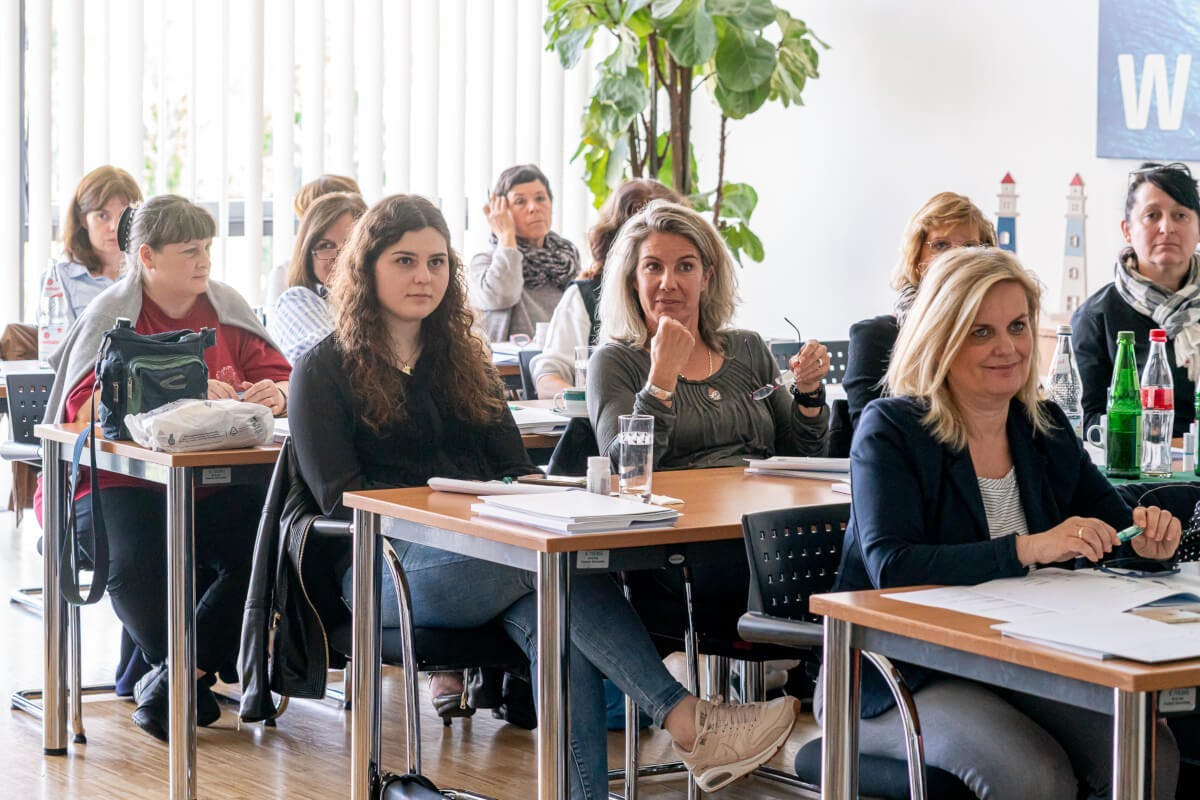 Teilnehmer des Lehrgangs 2019