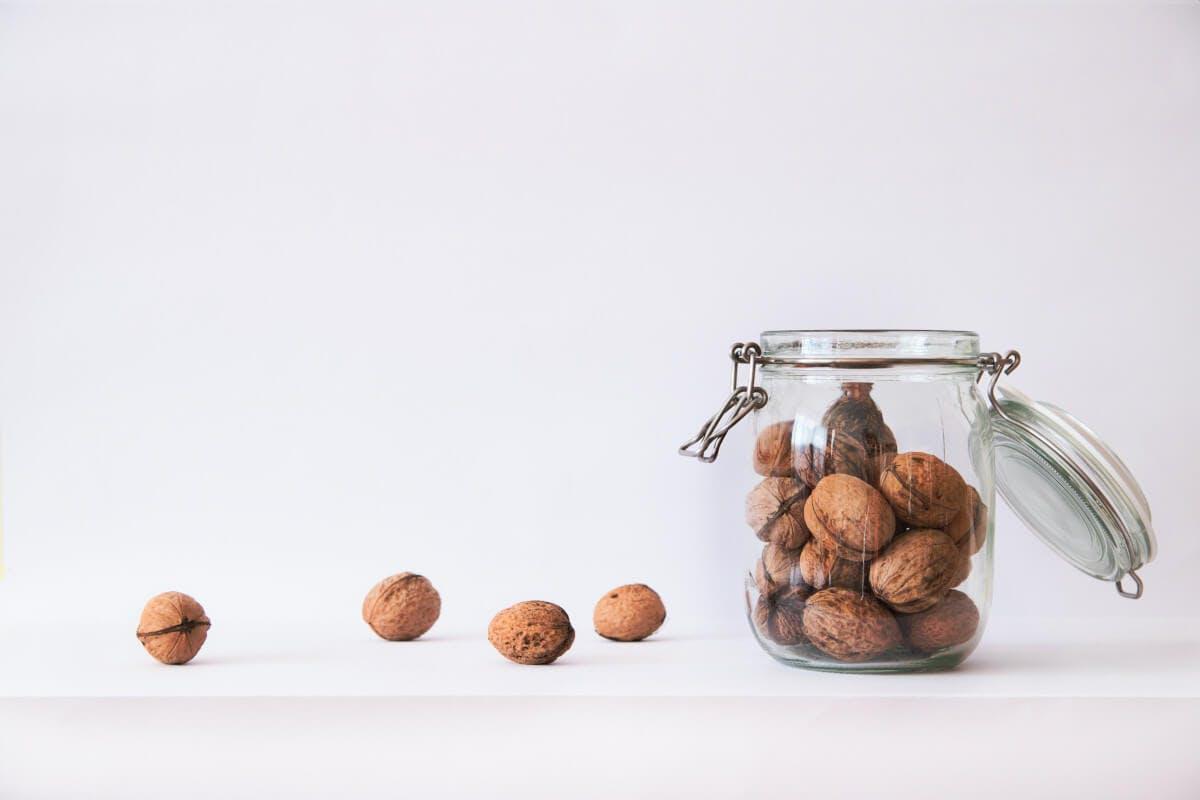 Antioxidantien in Nüssen