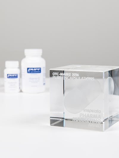 Pure Encapsulations® OTC-Marke