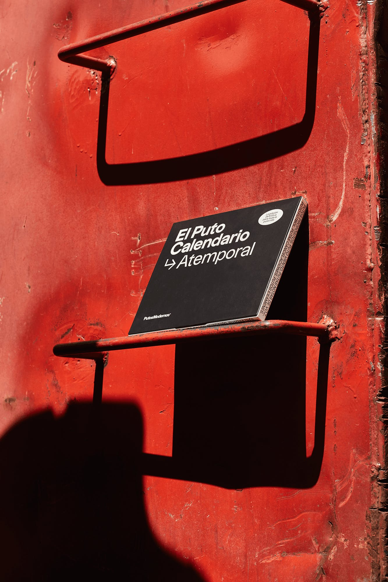 Packaging El Puto Calendario Atemporal