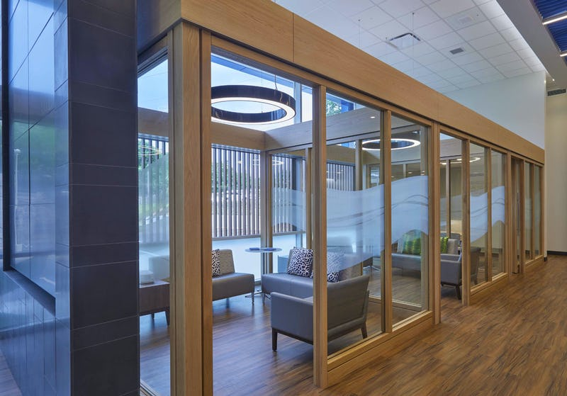 Conference rooms at Bank of Hawaii at Pearlridge