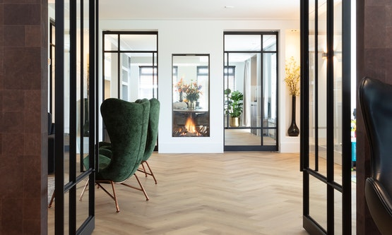 Stijlvolle vloeren die passen in ieder interieur