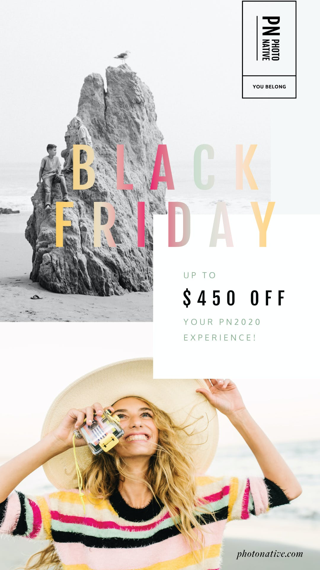 Photo Native Black Friday 2019 deal for photographers