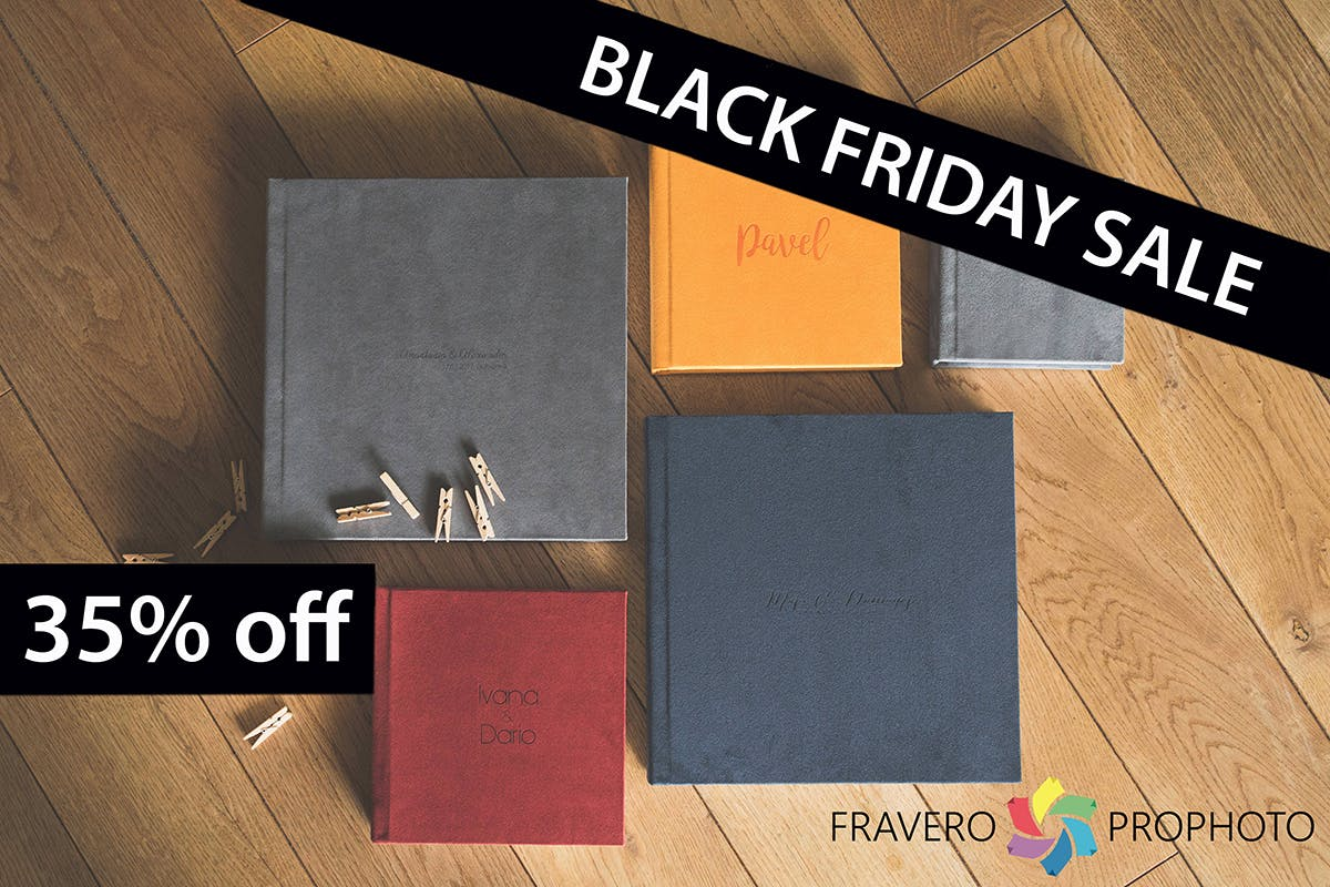 Enjoy a 35% discount on Layflat Albums with Favero Prophoto