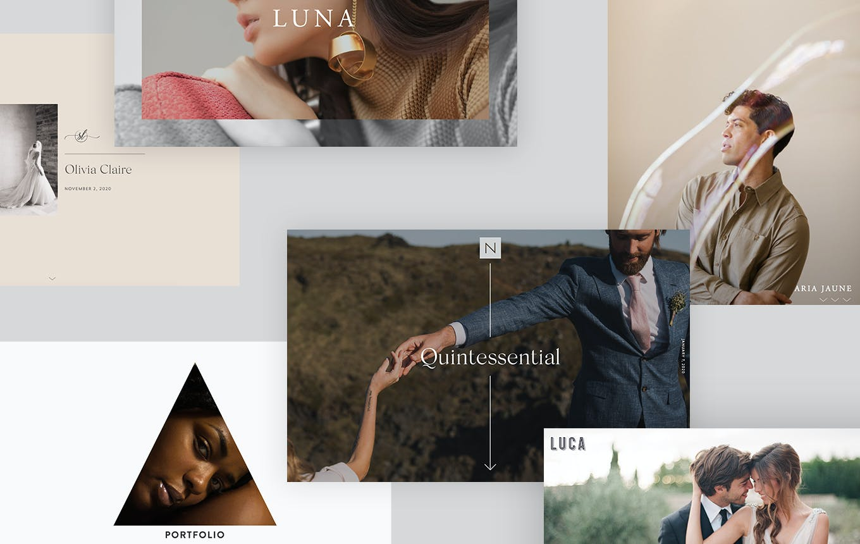 Pixellu Galleries —beautiful customizable online client photo galleries for photographers