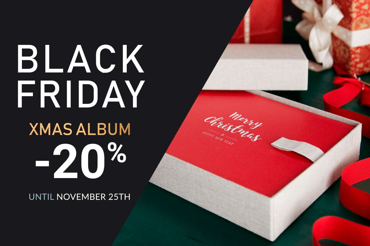 Get 20% off with ilfotoalbum