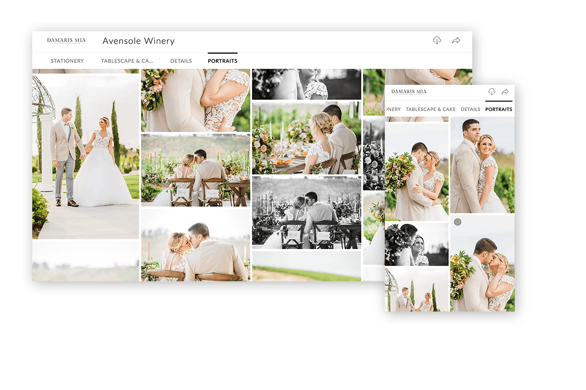 Create a stunning gallery for your photos with CloudSpot
