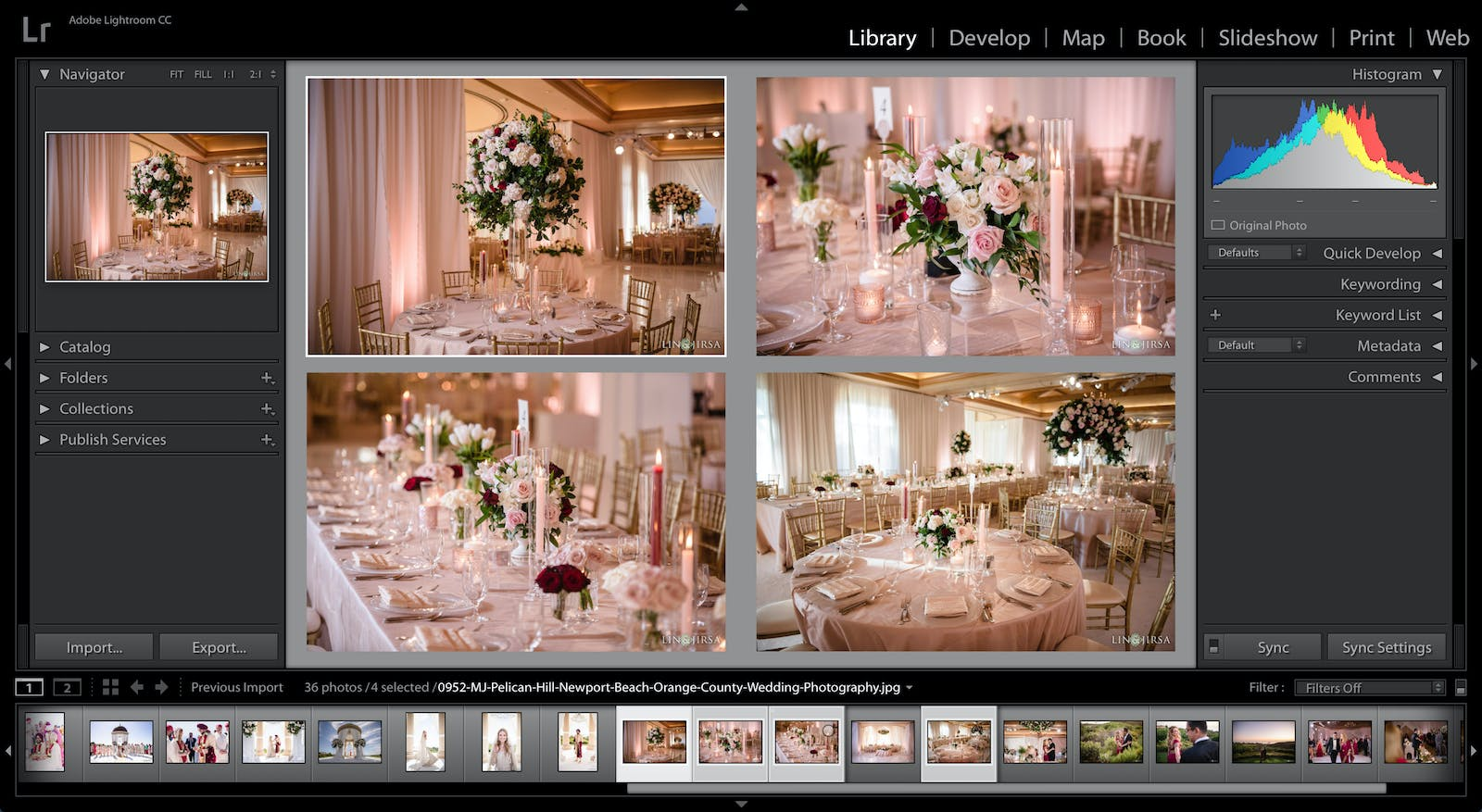 Photo editing tips for better slideshows by SLR Lounge