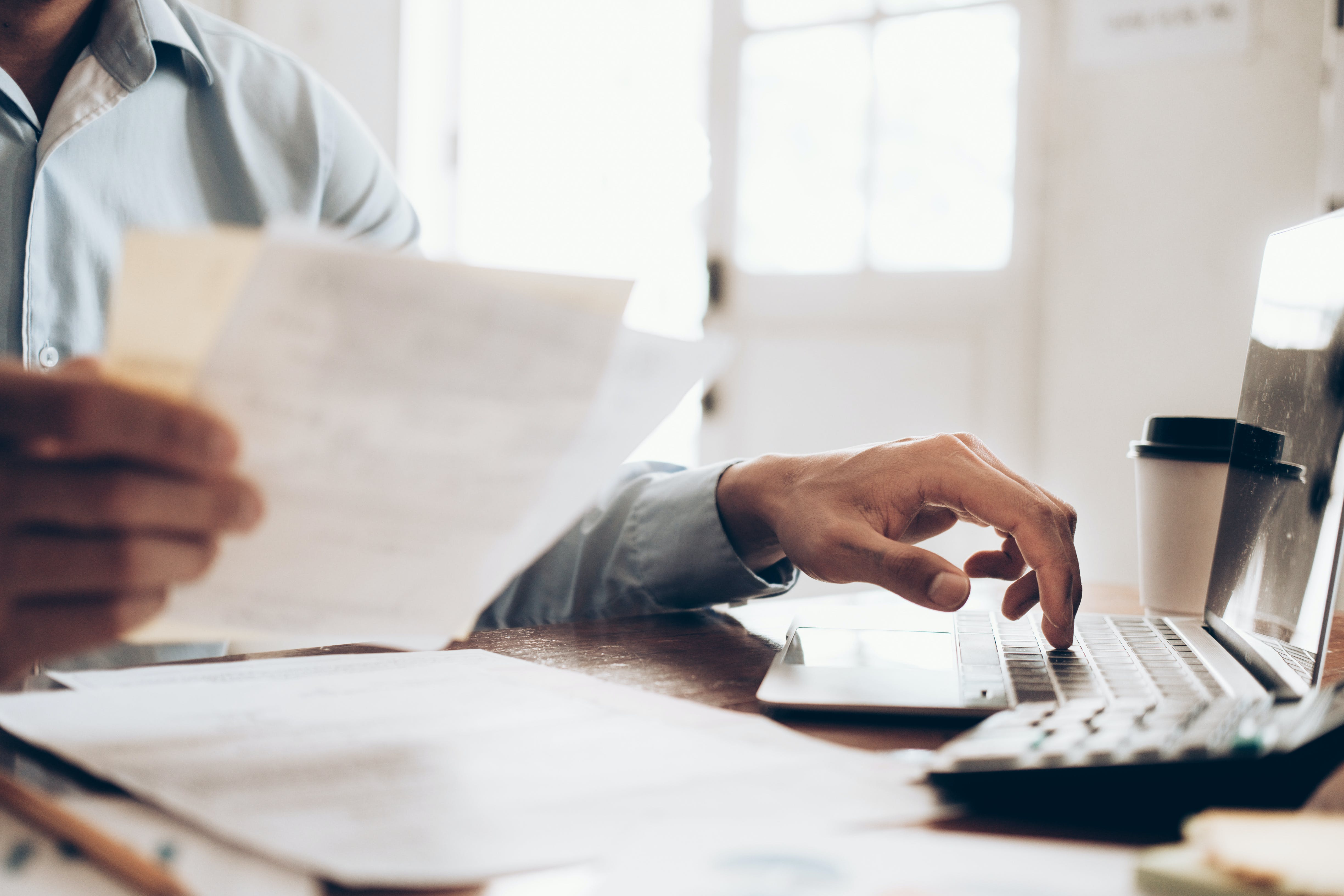 Follow up on unpaid invoices during COVID-19 to manage cash flow