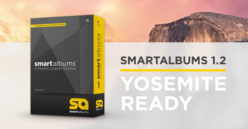 SmartAlbums 1.2 is here