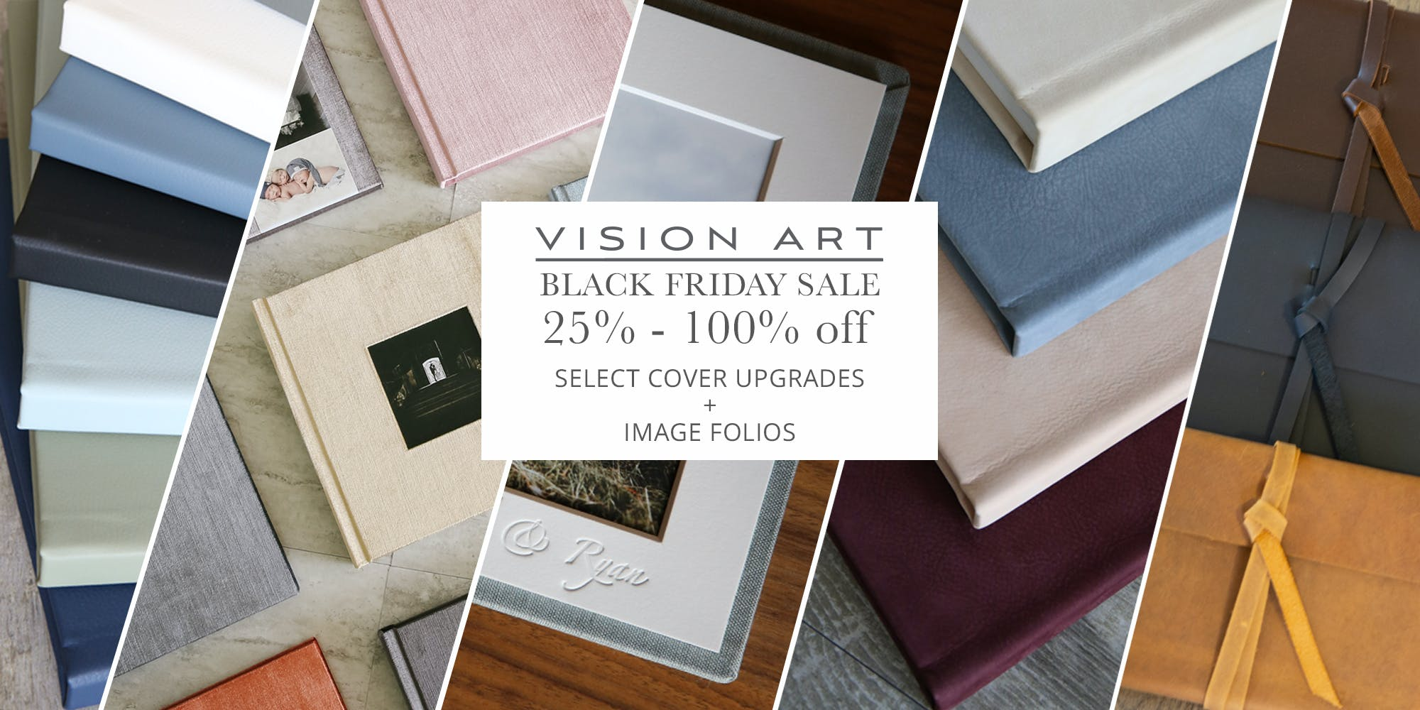 Vision Art Black Friday 2019 deals for photographers