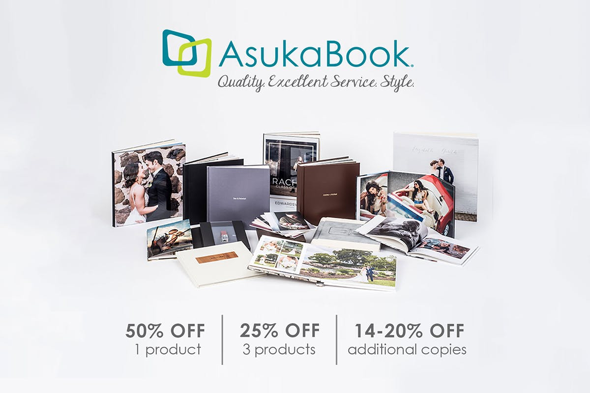 Black Friday discount codes for AsukaBook
