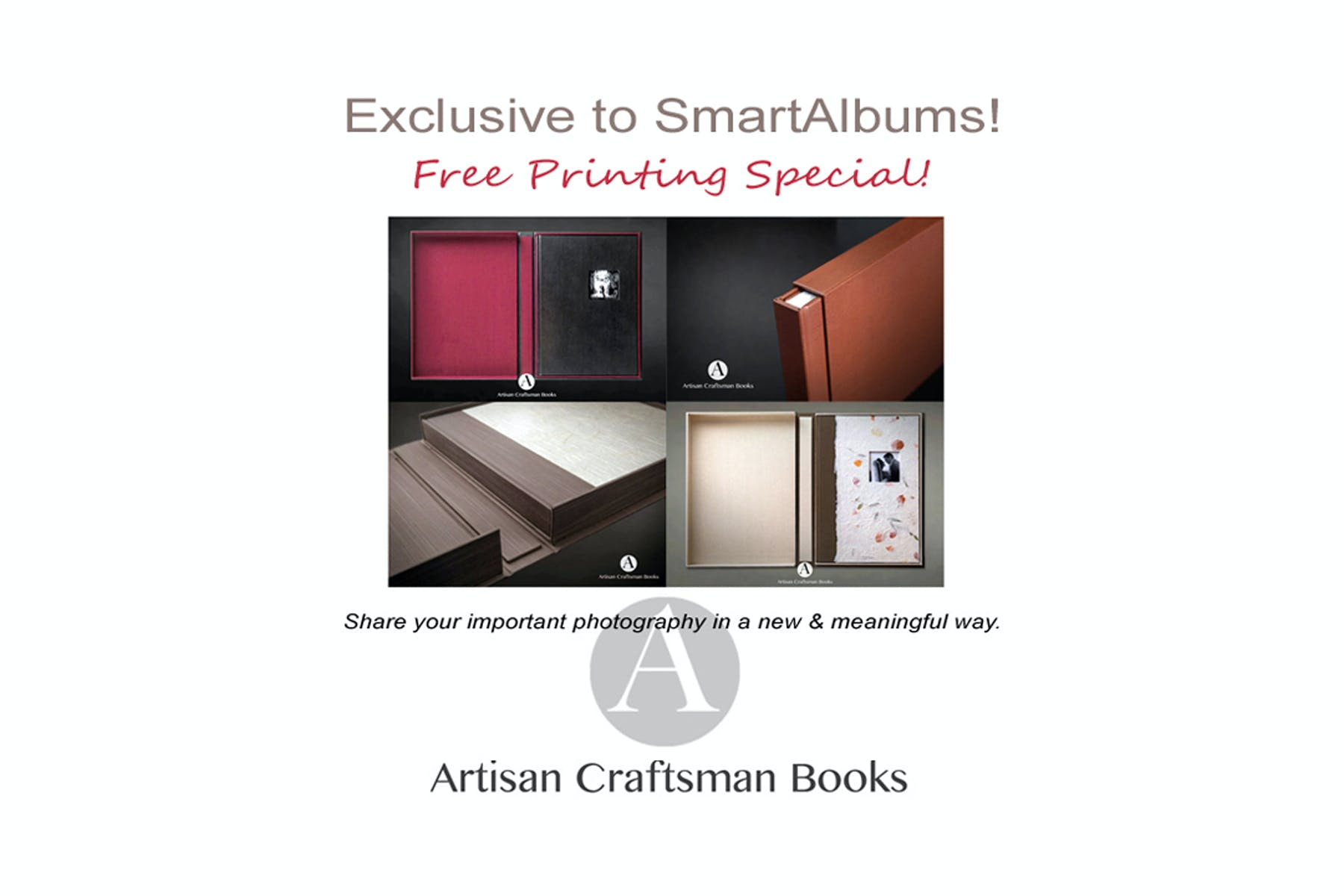Enjoy free printing from Artisan Craftsman Books