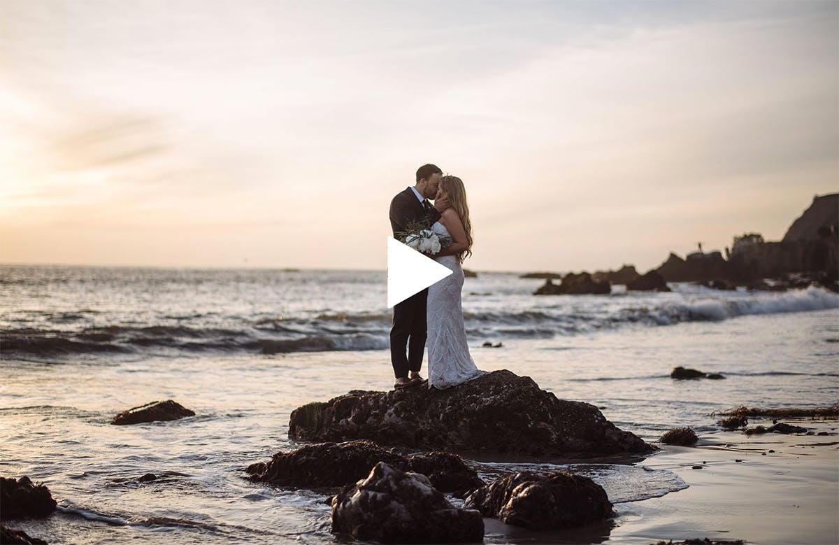 Beat-matched slideshows for wedding photographers