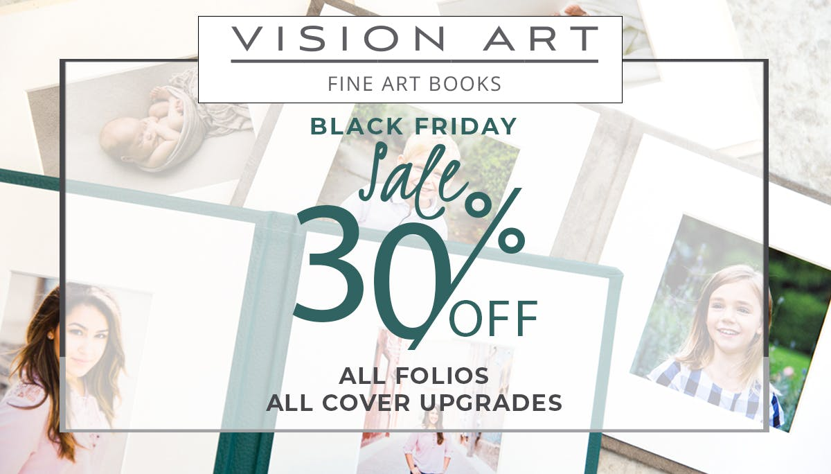 Take 30% off all Folios and Cover Upgrades with Vision Art, Inc.
