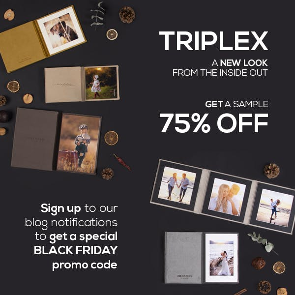 Black Friday deals for photographers photo display discount code