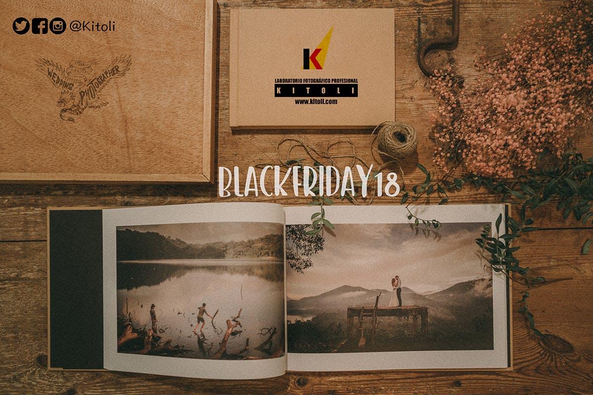 Take 20% off all photo album orders with Kitoli
