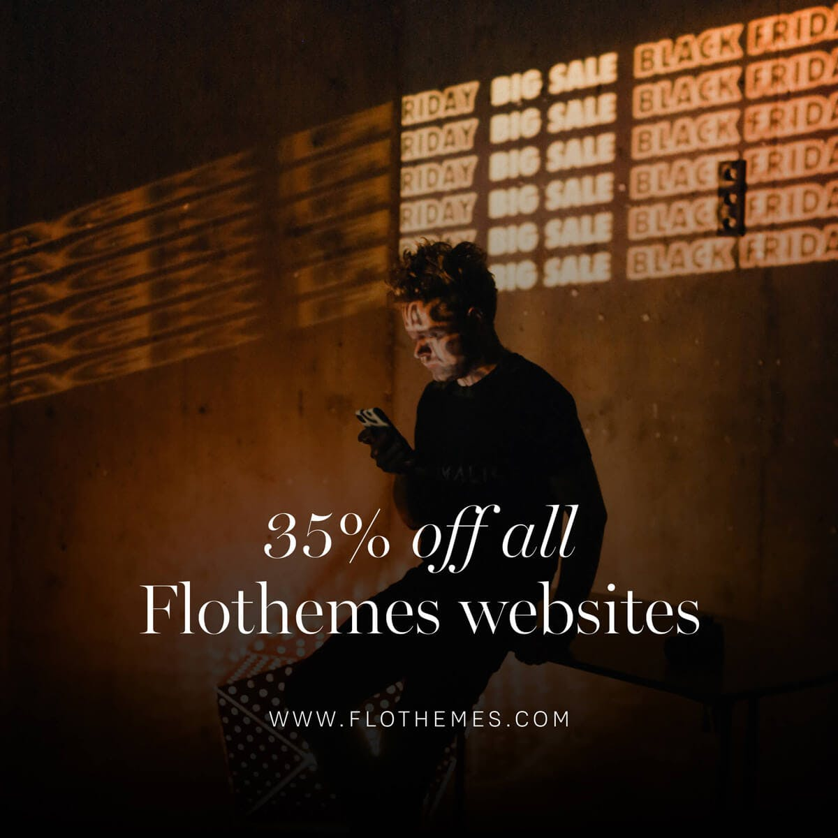 Black Friday deals for photographers Flothemes discount code