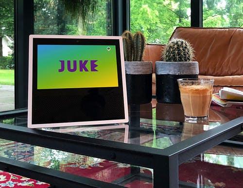 Juke Alexa Skill door Q42
