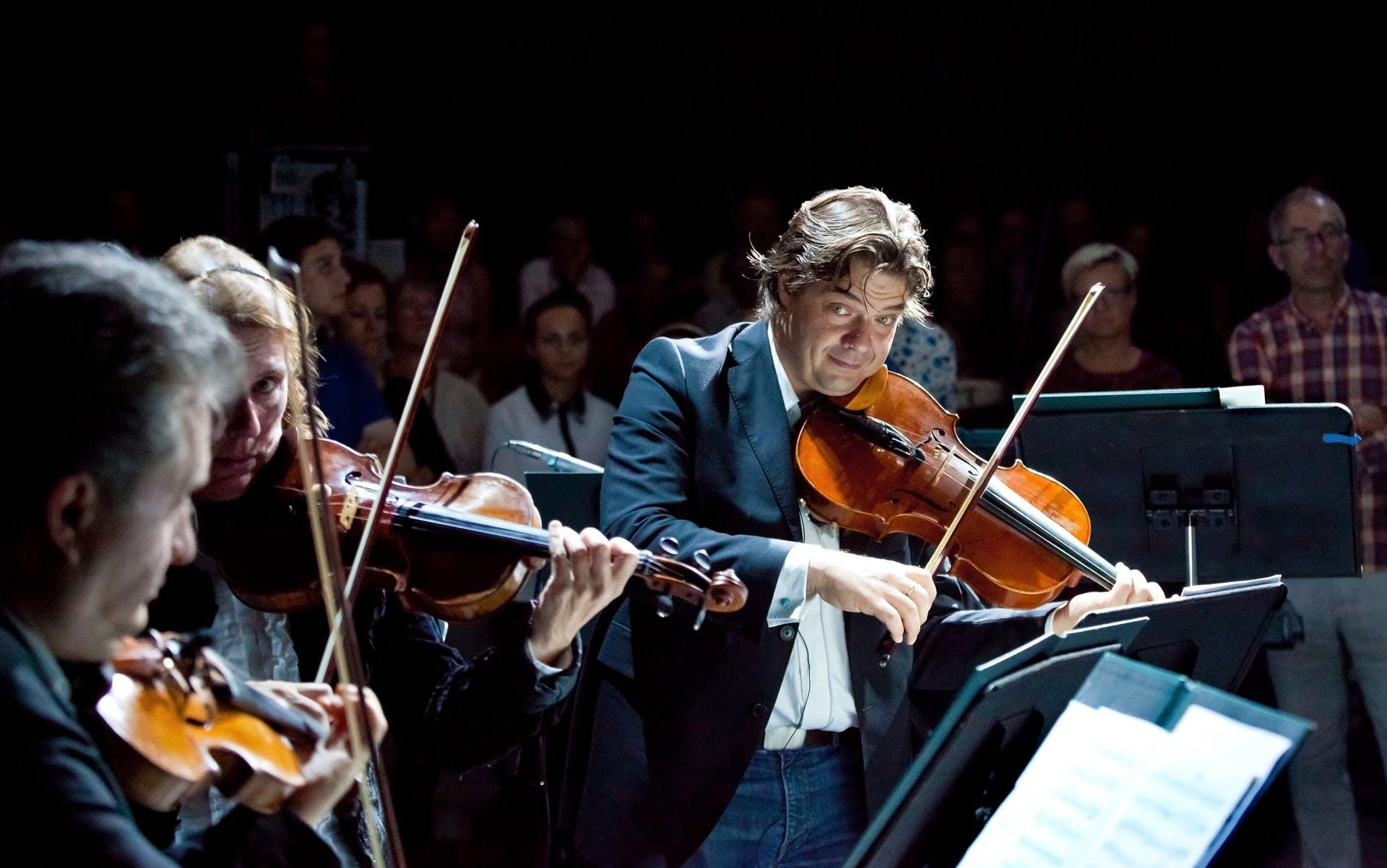 Klassieke muziek-concert