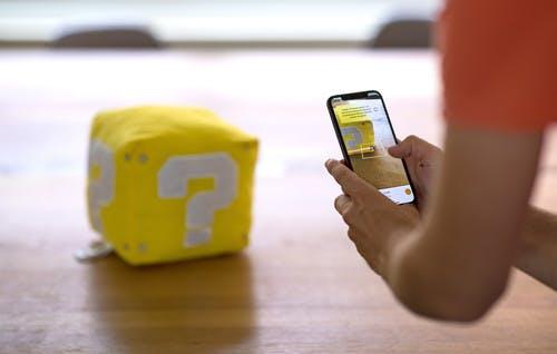 Augmented reality-app voor PostNL in actie