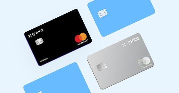 Kreditkarten wie lange gültig Qonto