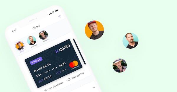 Firmenkreditkarte für Mitarbeiter