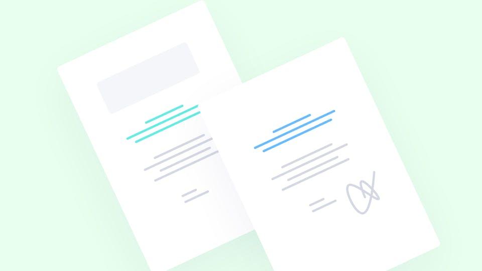 documents compte pro