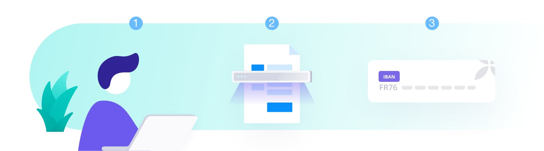 étapes ouvrir compte pro en ligne
