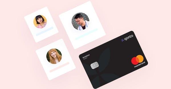 kreditkarte qonto cards