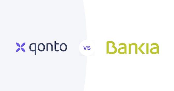 Tarjeta virtual Bankia vs. tarjeta virtual Qonto