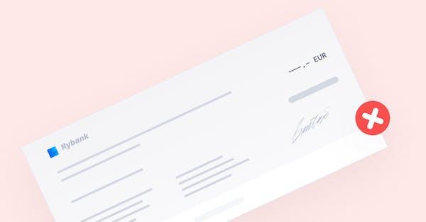 opposition cheque