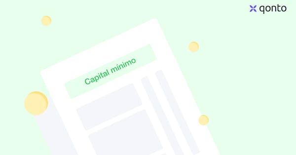 capital minimo sociedad limitada