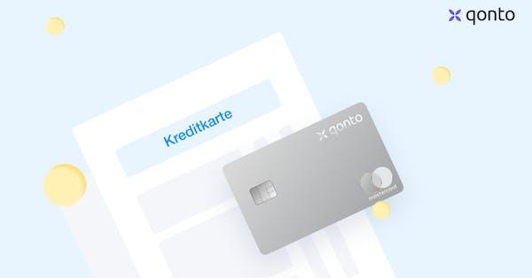 kreditkarte qonto card