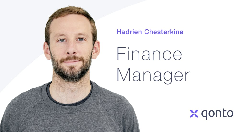 Finance Manager Qonto