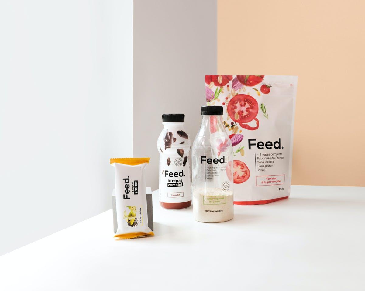 repas en poudre feed