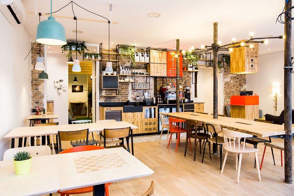 Anticafé Paris coworking