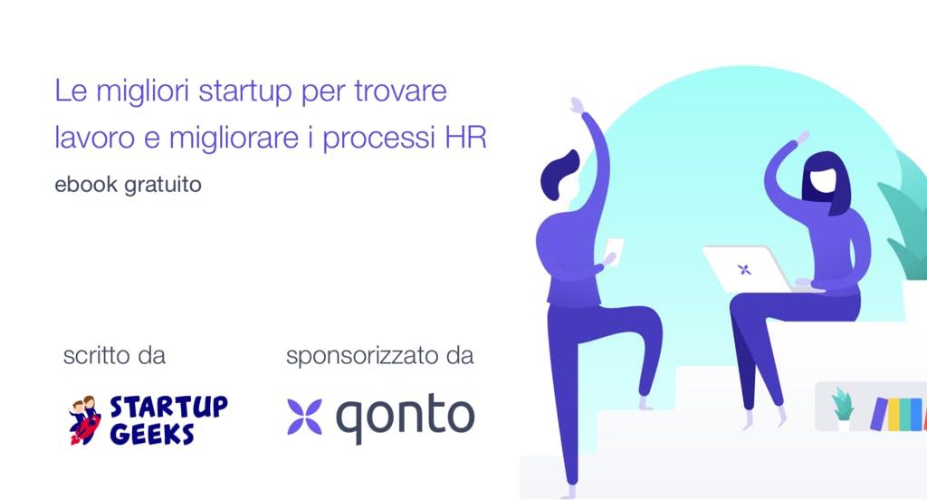 L'ebook per scoprire le migliori startup per trovare lavoro e migliorare i processi HR