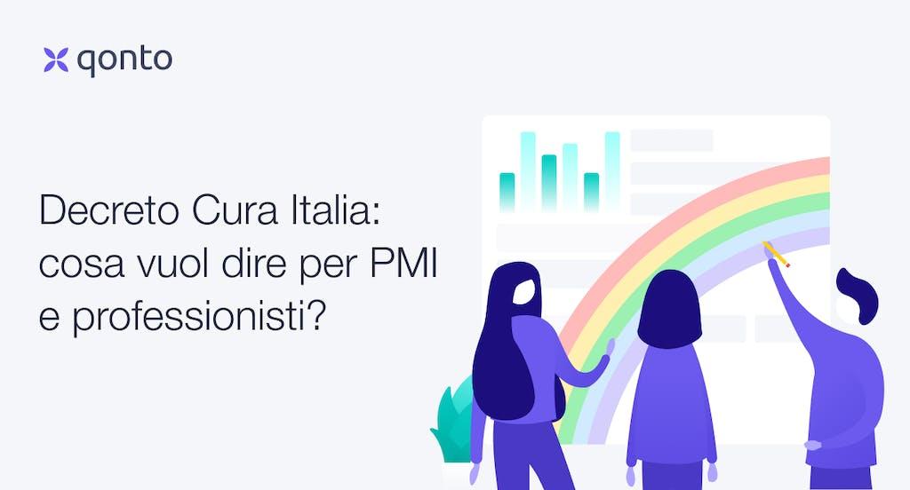 Guida Cura Italia PMI professionisti