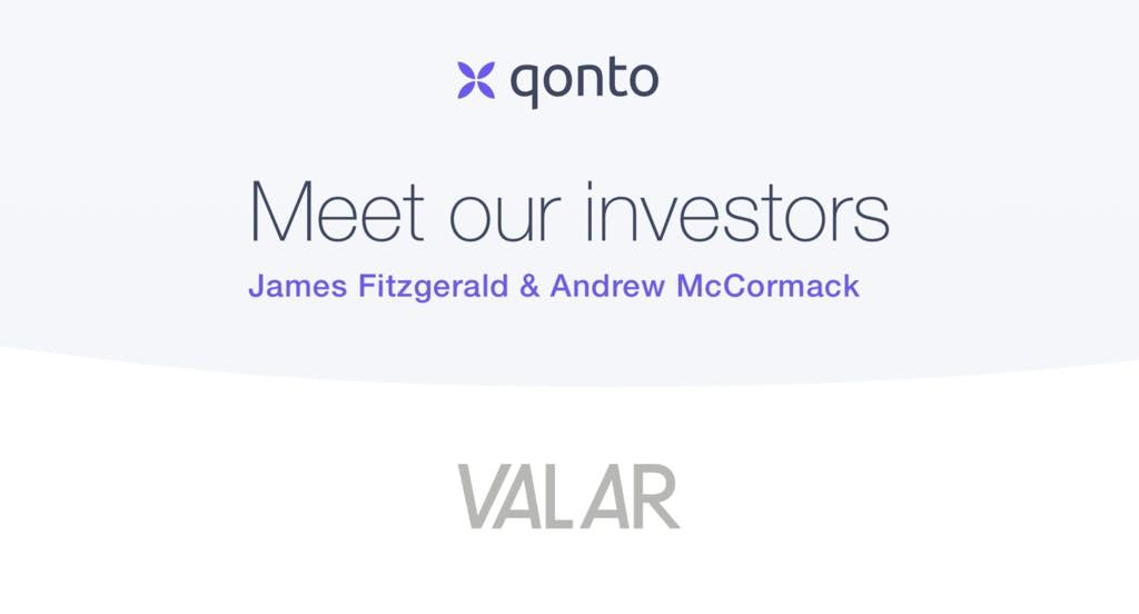 Investisseurs Valar Ventures