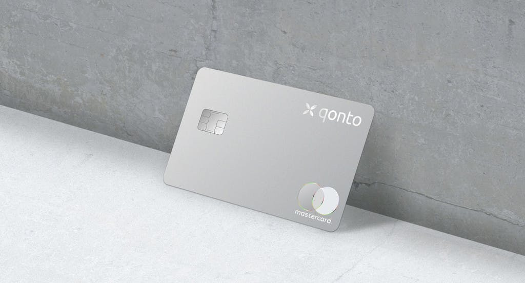 qonto plus card mastercard