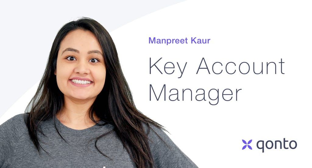 Key account manager Qonto