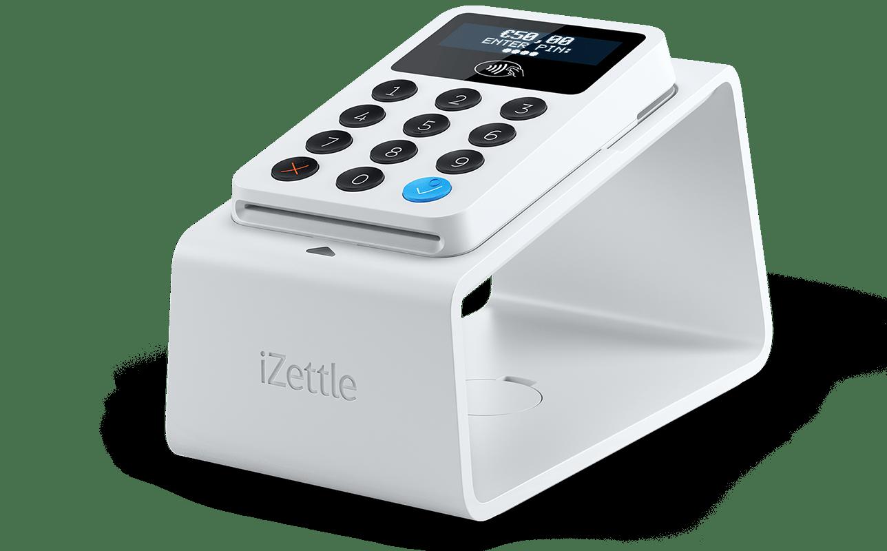 Terminal de paiement iZettle